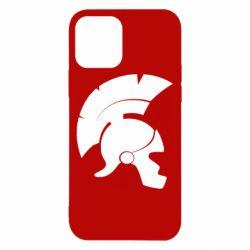 Чехол для iPhone 12/12 Pro Spartan helmet