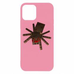 Чехол для iPhone 12/12 Pro Spider from Minecraft
