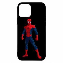 Чохол для iPhone 12/12 Pro Spiderman in costume