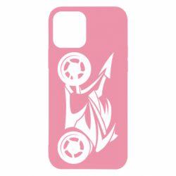 Чохол для iPhone 12/12 Pro Спортивный байк