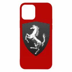 Чохол для iPhone 12/12 Pro Stallion metal