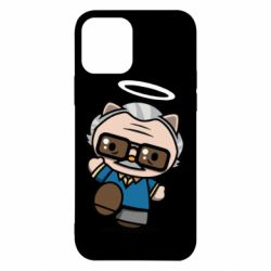 Чохол для iPhone 12/12 Pro Stan lee in hello kitty style