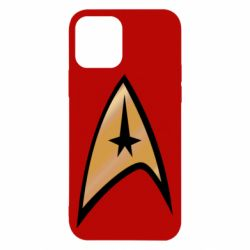 Чехол для iPhone 12/12 Pro Star Trek Logo