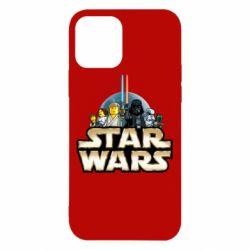 Чохол для iPhone 12/12 Pro Star Wars Lego