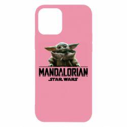Чехол для iPhone 12/12 Pro Star Wars Yoda beby