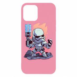 Чохол для iPhone 12/12 Pro Stormtrooper chibi