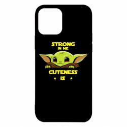 Чехол для iPhone 12/12 Pro Strong in me
