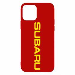 Чохол для iPhone 12/12 Pro Subaru