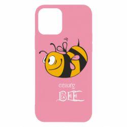 Чехол для iPhone 12/12 Pro Сумасшедшая пчелка