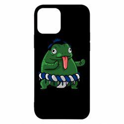 Чехол для iPhone 12/12 Pro Sumo toad