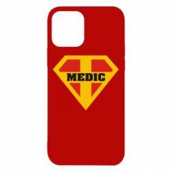 Чохол для iPhone 12/12 Pro Super Medic