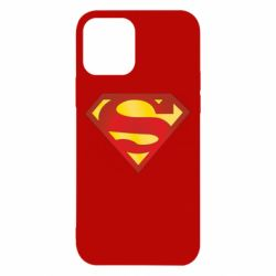 Чехол для iPhone 12/12 Pro Superman Classic