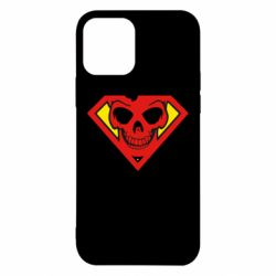 Чехол для iPhone 12/12 Pro Superman Skull