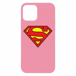 Чехол для iPhone 12/12 Pro Superman Symbol