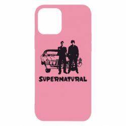 Чохол для iPhone 12/12 Pro Supernatural Брати Вінчестери