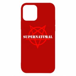 Чехол для iPhone 12/12 Pro Supernatural