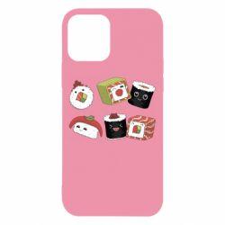 Чохол для iPhone 12/12 Pro Sushi