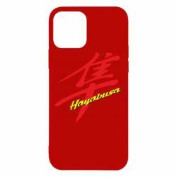 Чехол для iPhone 12/12 Pro Suzuki Hayabusa