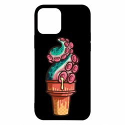 Чехол для iPhone 12/12 Pro Tentacle ice cream