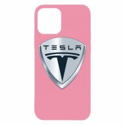 Чехол для iPhone 12/12 Pro Tesla Corp