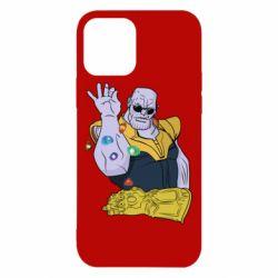 Чохол для iPhone 12/12 Pro Thanos Art