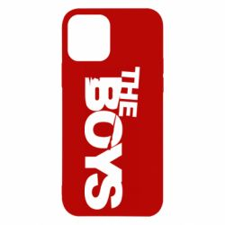 Чехол для iPhone 12/12 Pro The Boys logo
