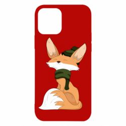 Чохол для iPhone 12/12 Pro The Fox in the Hat