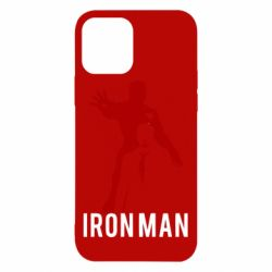 Чехол для iPhone 12/12 Pro The Invincible Iron Man