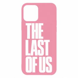 Чохол для iPhone 12/12 Pro The Last of Us