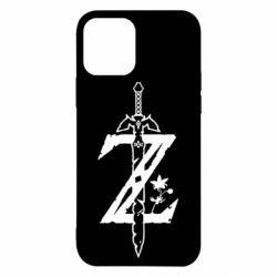 Чехол для iPhone 12/12 Pro The Legend of Zelda Logo