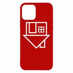 Чехол для iPhone 12/12 Pro The Neighbourhood Logotype
