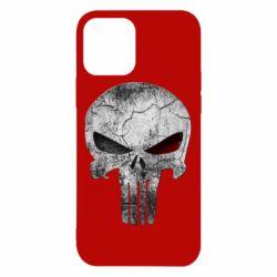 Чехол для iPhone 12/12 Pro The Punisher Logo