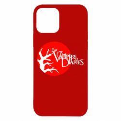 Чехол для iPhone 12/12 Pro The Vampire Diaries