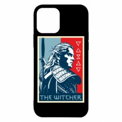 Чехол для iPhone 12/12 Pro The witcher poster