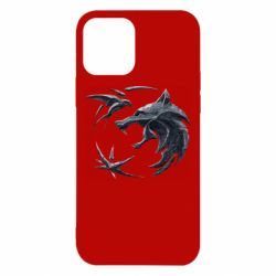 Чехол для iPhone 12/12 Pro The  witcher: wolf and swallow
