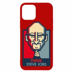 Чехол для iPhone 12/12 Pro Think Steve Jobs