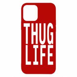 Чехол для iPhone 12/12 Pro thug life