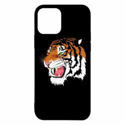 Чохол для iPhone 12/12 Pro Tiger roars