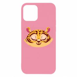 Чохол для iPhone 12/12 Pro Tiger with a smile