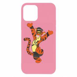 Чехол для iPhone 12/12 Pro Тигра темный властелин