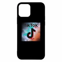 Чохол для iPhone 12 Tik Tok art