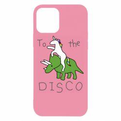 Чохол для iPhone 12/12 Pro To the disco