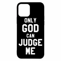 Чохол для iPhone 12/12 Pro Тільки Бог може судити мене
