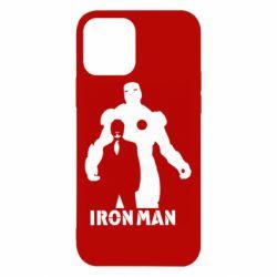 Чохол для iPhone 12/12 Pro Tony iron man