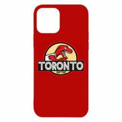 Чехол для iPhone 12/12 Pro Toronto raptors park