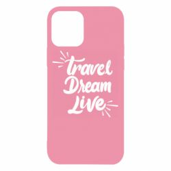 Чехол для iPhone 12/12 Pro Travel Dream Live