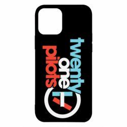 Чохол для iPhone 12/12 Pro Twenty One Pilots Logo
