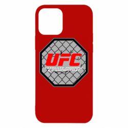 Чехол для iPhone 12/12 Pro UFC Cage