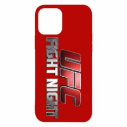 Чохол для iPhone 12/12 Pro UFC Fight Night