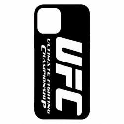 Чехол для iPhone 12/12 Pro UFC